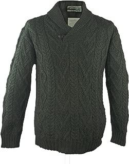 Aran Crafts 100% Irish Merino Wool Shawl