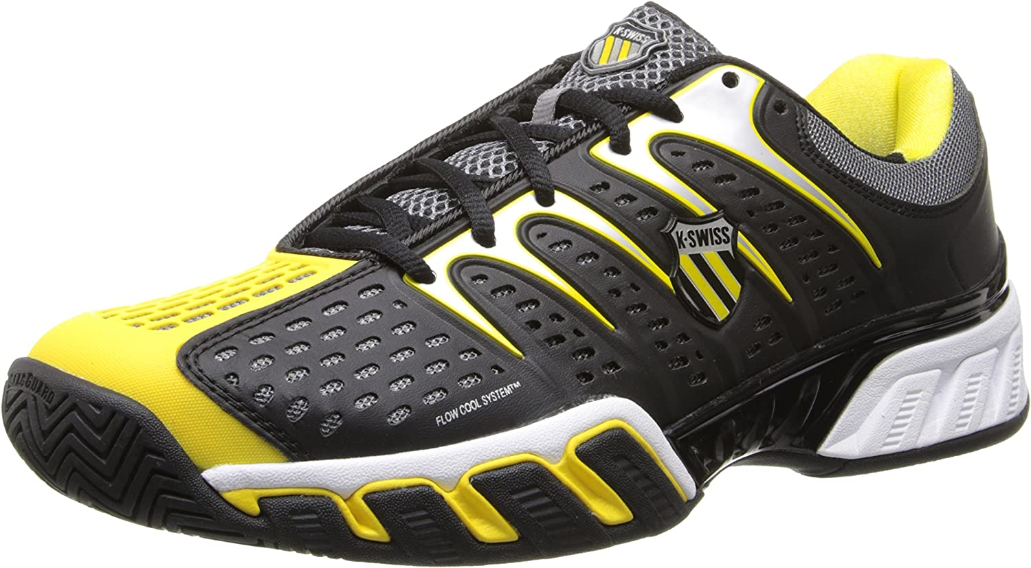 K-Swiss Men's Bigshot II Black