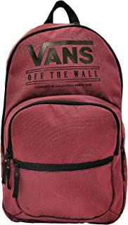 OFF THE WALL Motiveatee Backpack Tawny Port OS VN0A4B28SQ3