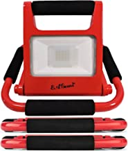 LED Light by EAGems - 3 Pack - Rechargeable Work Lamp, Great for Home-Office-Car-Inside/Out, Use in Emergency, As Spotligh...