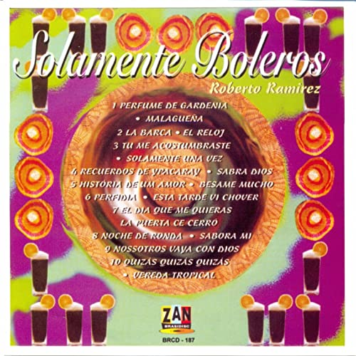 Solamente Boleros by Roberto Ramirez on Amazon Music - Amazon.com