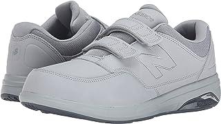(ニューバランス) New Balance メンズウォーキングシューズ?靴 MW813 Grey 9.5 (27.5cm) D - Medium