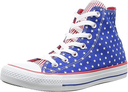 Converse Chuck Taylor All Star Star Femme Plus Star Hi, paniers mode femme  livraison gratuite et rapide disponible