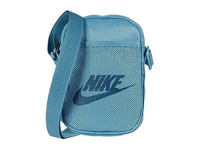 Nike Heritage Small Items (Cerulean/Cerulean/Valerian Blue) Bags