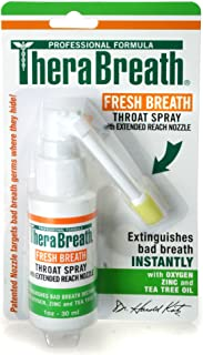 Best throat moisture spray Reviews