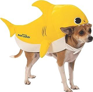 زي القرش التنكري للحيوانات الأليفة من روبيز Small 201492_S
