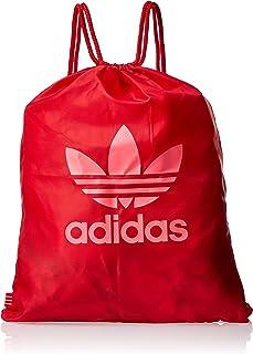 adidas Unisex-Adult Gym Sack, Scarlet - ED9374