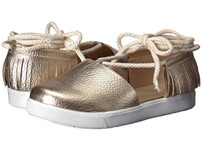 Elephantito Tori Sandal Sneaker (Toddler/Little Kid/Big Kid) (Gold) Girls Shoes