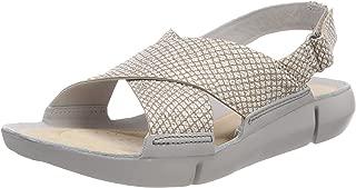 Clarks TRI CHLOE Sandals Women Shoes Strappy metallic