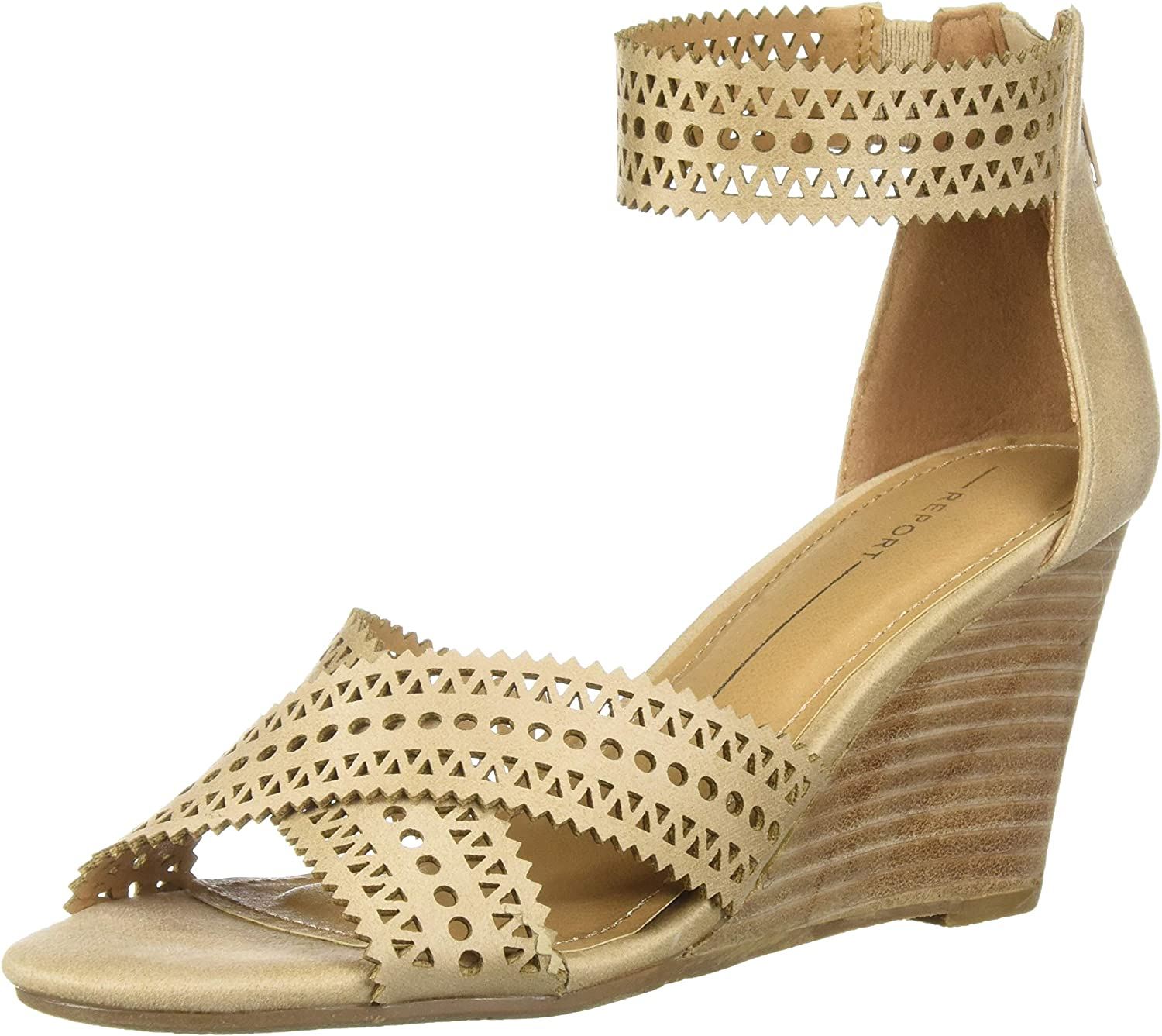 Report New product! New type Women's Sharon Sandal Wedge Fixed price for sale
