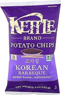 Kettle Korean BBQ Potato Chips, 5oz