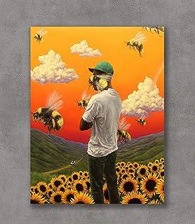 Kai'Sa Tyler The Creator & Hornets Poster Art Print Posters,18''×24'' Unframed Poster Print