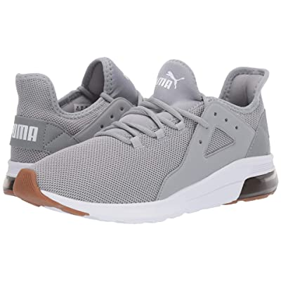 PUMA Electron Street (Quarry/Puma White-Gum) Men
