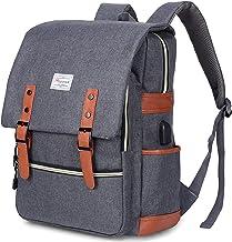 کوله پشتی مخصوص لپ تاپ 15 اینچی خاکستری محصول برند Modoker .