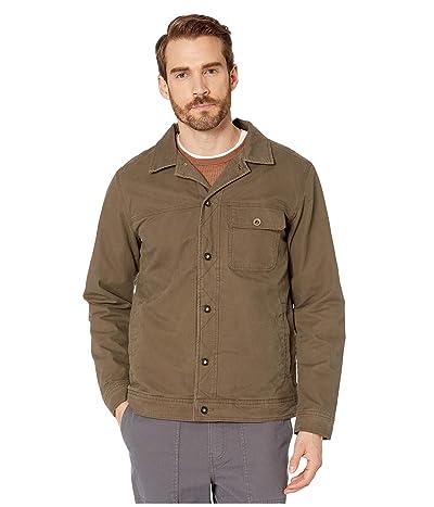 Prana Trembly Jacket (Slate Green) Men