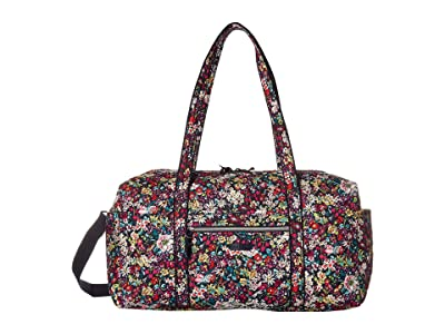 Vera Bradley Medium Travel Duffel (Itsy Ditsy) Duffel Bags