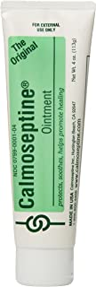 Calmoseptine Ointment Tube, 4 Ounce (Pack of 3)