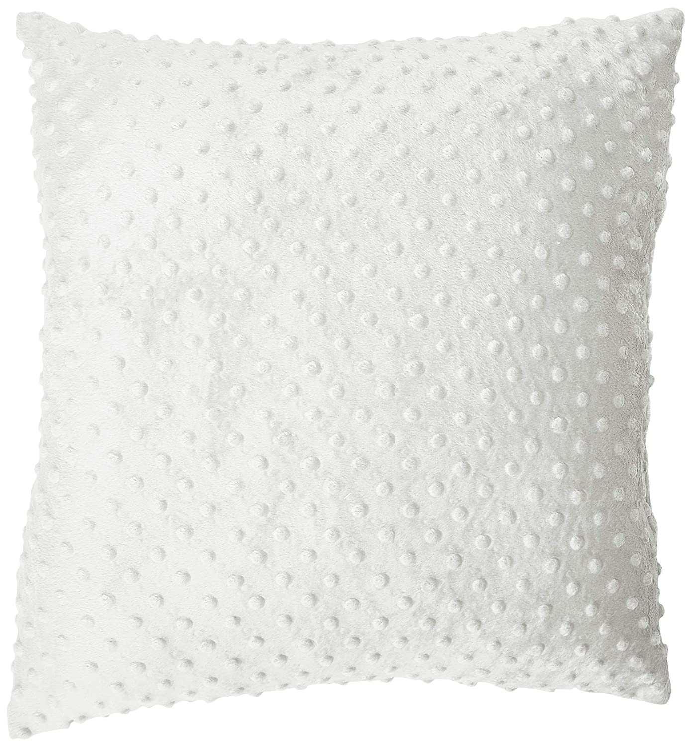 Baby Doll Bedding Heavenly Soft Direct Gifts store 2 White Crib Piece Pillow Throw