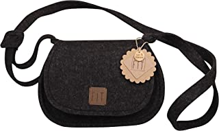 NATURE FIT Trachtentasche, Dirndltasche, Muttertag, Filztasche aus Wollfilz/Filz, Accessoires aus Snap Pap, Handmade & Des...
