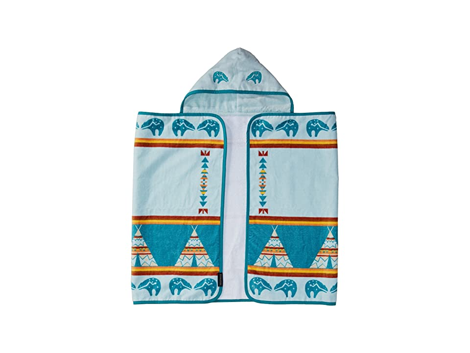 Pendleton - Pendleton Printed Hooded Baby Towel