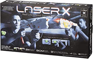 Laser X Morph Doble Pack, Color. (NSI Products 88042)