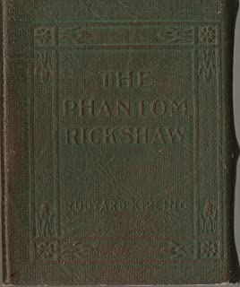 The Phantom Rickshaw (And My Own True Ghost Story); Little Leather Library; Green Redcroft Edition