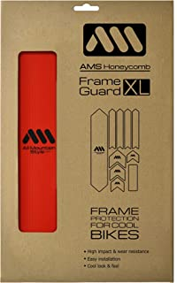 All Mountain Style High Impact Frame Guard XL - Protects your bike from scratches and dings