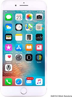 Điện thoại di động Apple – Apple iPhone 8 Plus, 64GB, Silver – for AT&T/T-Mobile (Renewed)