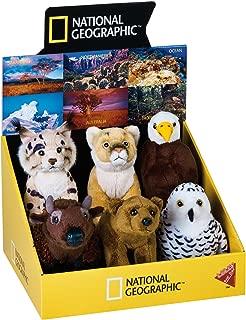 Pelúcia Asia - National Geographic - SORTIMENTO (1pç) - 770777