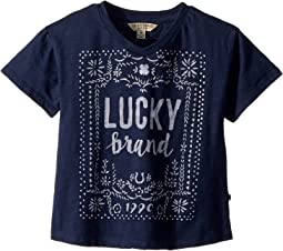 Lucky Brand Kids Casey Tee (Toddler)
