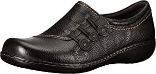 Clarks Women's Ashland Effie Slip-On Loafer