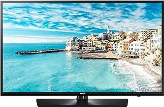 "Samsung 690 HG43NF690UF 43"" 2160p LED-LCD TV - 16:9-4K UHDTV - Black - ATSC - 3840 x 2160 - Dolby Digital Plus - 20 W RMS - LED Backlight - Smart TV - 3 x HDMI - USB - Ethernet - Wireless LAN -"