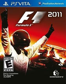 Formula 1 2011 PS Vita Original Novo [video game]