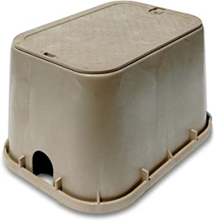 NDS 113BC SAND Valve Box Cover, 14-Inch by 19-Inch, Sand