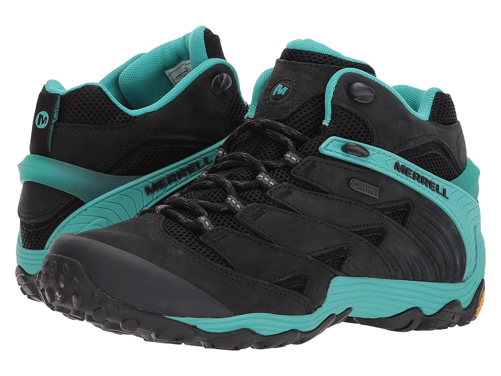Merrell Chameleon 7 Mid WaterproofEconomical and quality shoes