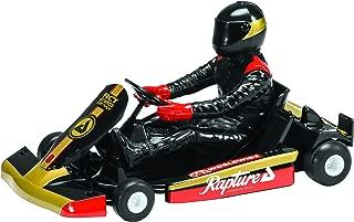 Scalextric Super Kart 1 Black #8 1:32nd Scale Slot Car