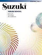 Suzuki Violin School - Volume 6 (Revised): Violin Part