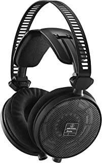 Audio-Technica ATH-R70X auricular - Auriculares (Negro, Circumaural, 5-40000 Hz, Diadema, abrir, Alámbrico)