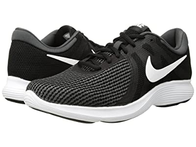 Nike Revolution 4 (Black/White/Anthracite) Women