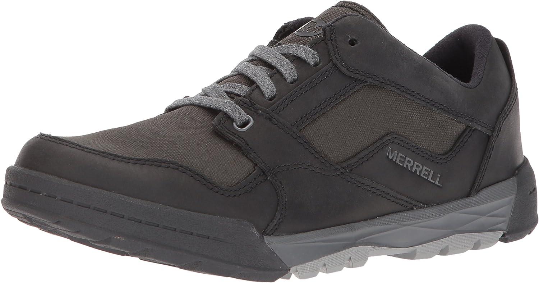 Merrell Men's Berner Shift Lace Low-Top Sneakers