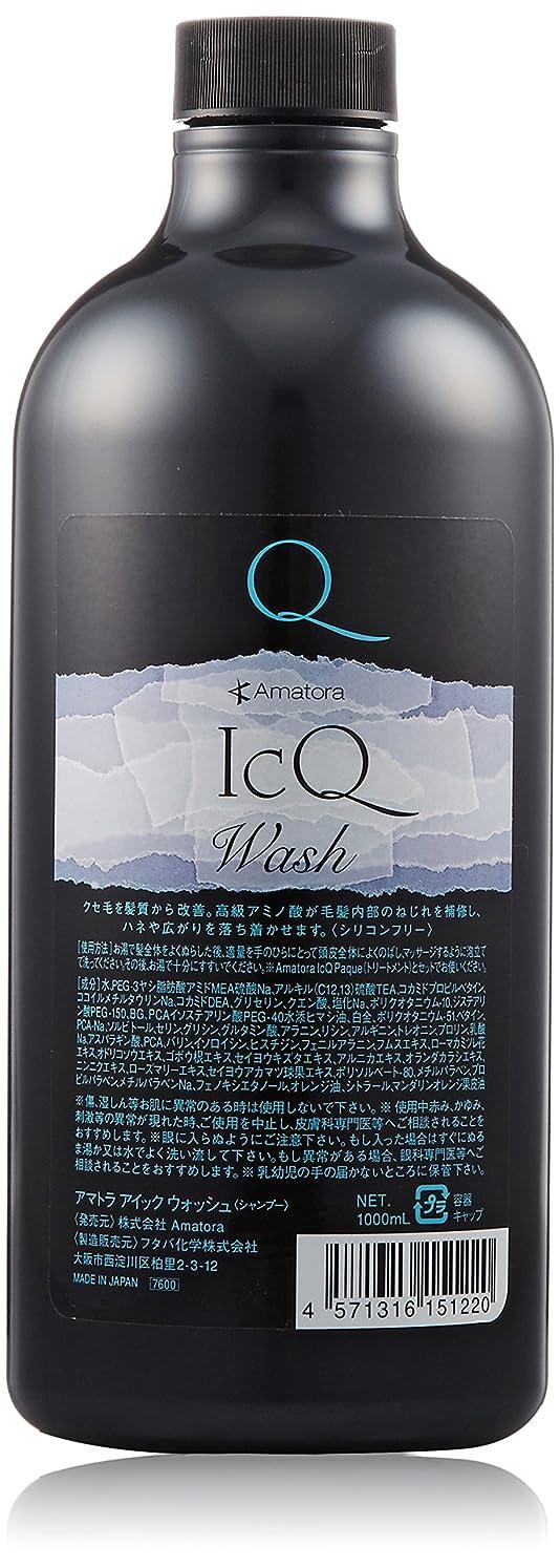 ナイトスポット不十分電球アマトラ ICQ アイック ウォッシュ 1000ml