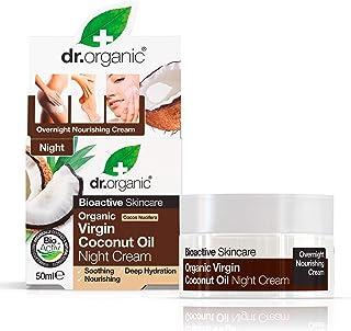 Dr.organic Organic Virgin Coconut Oil Night Cream 50ml