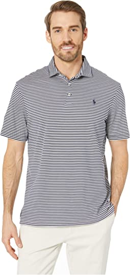 Short Sleeve Classic Fit Soft Touch Polo