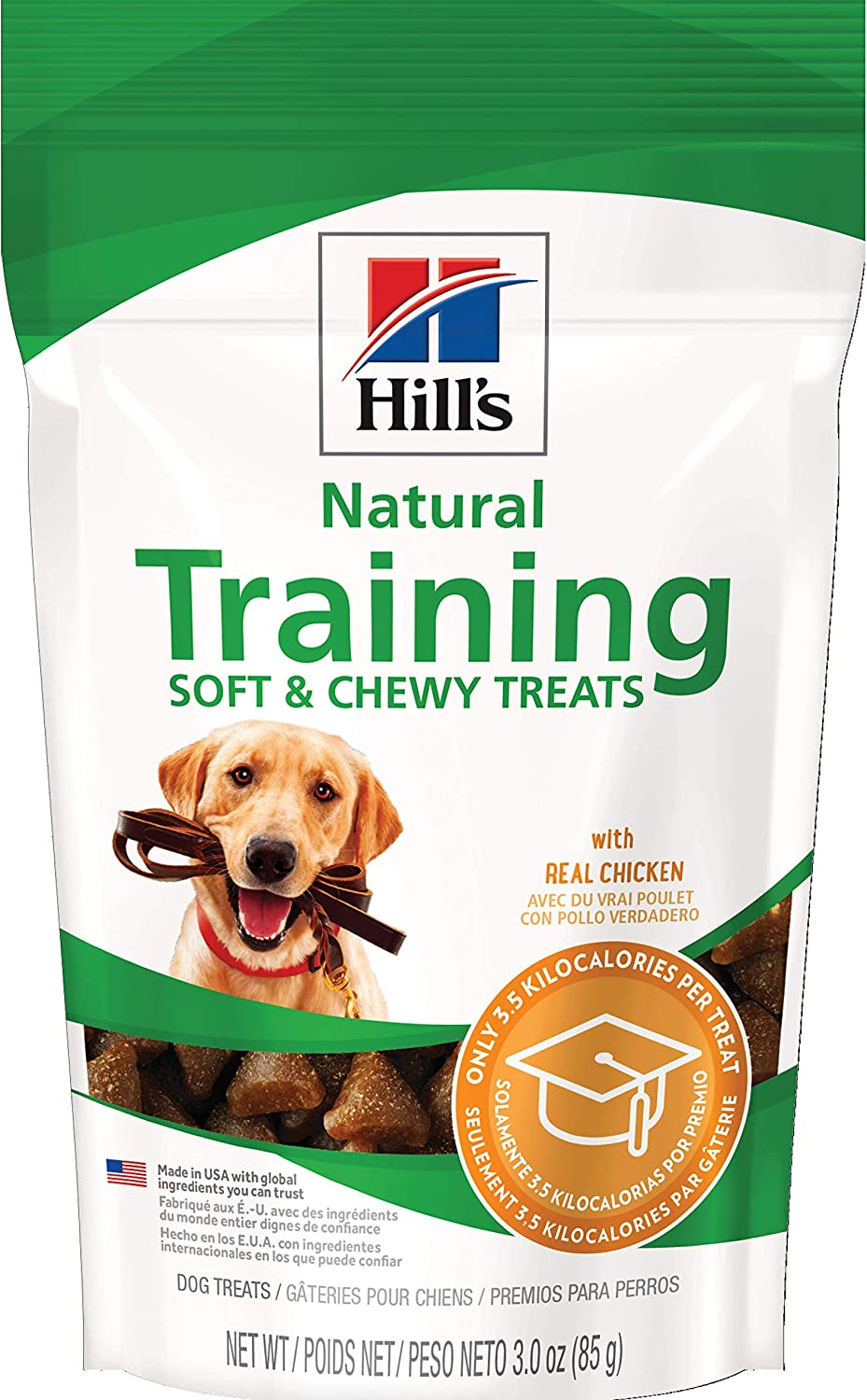 A surprise price is realized Hill's Dog Treats Chicken Snacks Training 3 Healthy Ranking TOP9