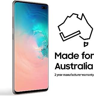 Samsung SM-G975FZWAXSA Galaxy S10+ 128GB Smartphone (Australian Version), Prism White