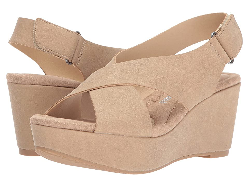Dirty Laundry DL Daydream Wedge Sandal (Nude) Women