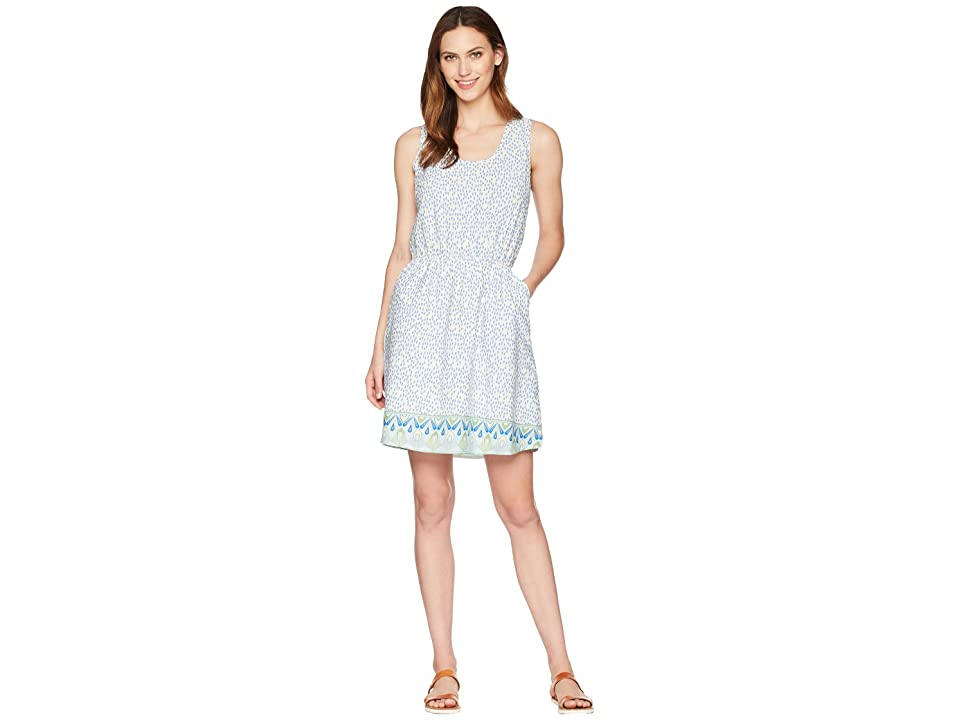 Mountain Khakis Emma Dress (Linen Print) Women