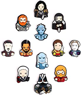 Exclusive Game Of Thrones Refrigerator Magnets-Set of 12 Game Of Thrones Characters (Set#1)