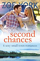 Second Chances: 6 book small town contemporary romance boxed set (Wardham) Kindle Edition