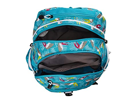 Loop Teal Tropic Blanco Toucan High Sierra Mochila qwxZvEn